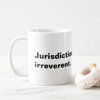 Irreverent Mug