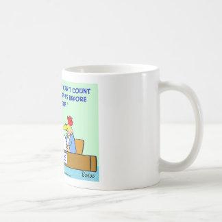 IRS CHICKENS DEPENDENT HATCH COFFEE MUG