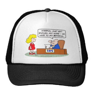 irs external internal enough taxes hats