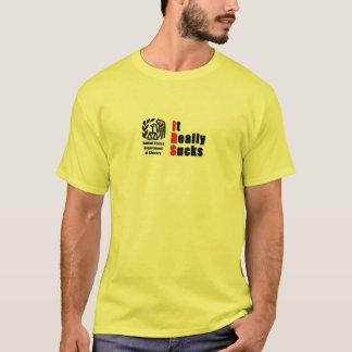 IRS: It Really Sucks T-Shirt