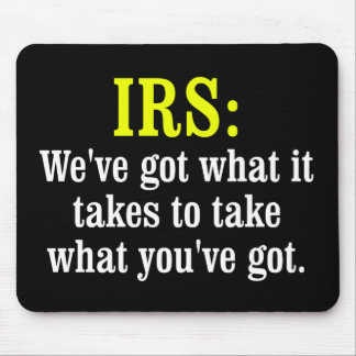IRS MOUSE MAT
