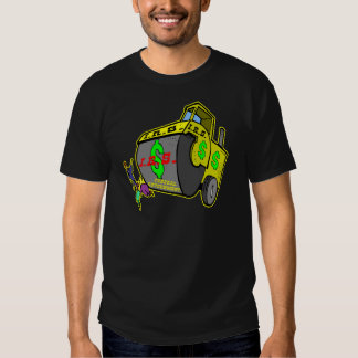 IRS Steam Rolling Over Americans Shirt
