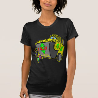 IRS Steam Rolling Over Americans T Shirt