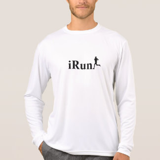 iRun Running Long Sleeve Shirt for Men