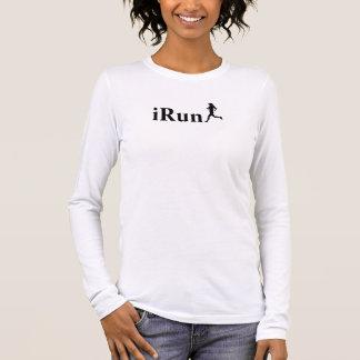 iRun Running Long Sleeve Shirt for Women