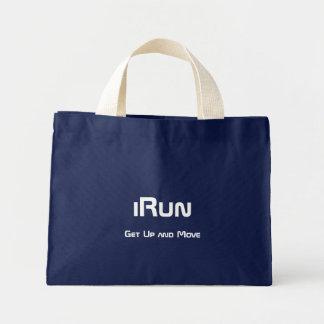iRun Tote Bag