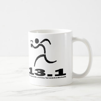 IRunToDrink 13.1 Coffee Mug