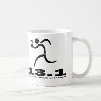 IRunToDrink 13.1 Coffee Mug
