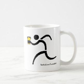 IRunToDrink White Coffee Mug