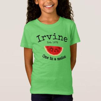 "Irvine California ""one in a melon"" girl's shirt"
