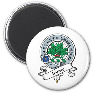 Irvine Clan Badge Magnet