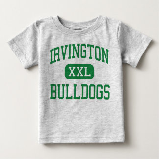 Irvington - Bulldogs - High - Irvington New York Baby T-Shirt