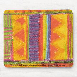 IRW Children's Artwork - #3 Mouse Pad