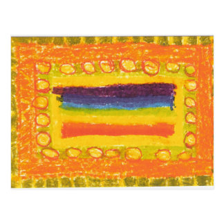IRW Children's Artwork - #9 Postcard