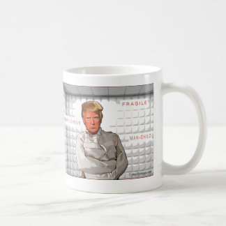Is Donald Trump a psychopath? Anti Trump art Coffee Mug