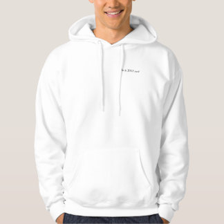 Is it 2012 yet? hooded pullovers