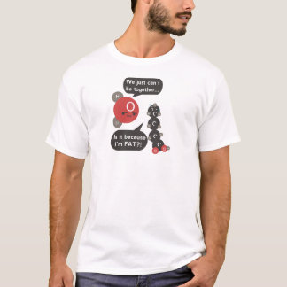 Is It Because I'm Fat? T-Shirt