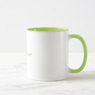 Is it bedtime yet? mug