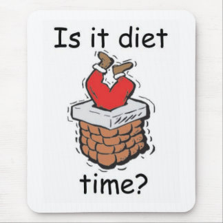 Is it Diet Time Mouse Pad