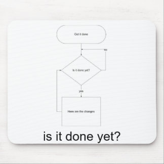 is_it_done_yet_back, is it done yet? mouse mat