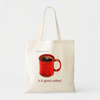 Is it good coffee tote canvas bag