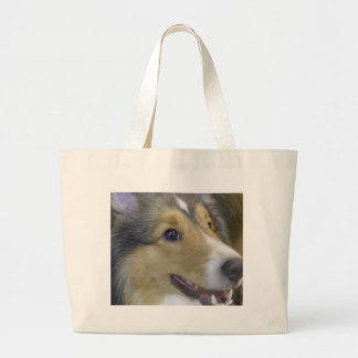 Is It My Turn Large Tote Bag