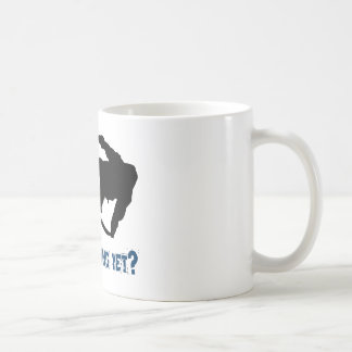 Is it Snowing Yet? - Snowboarding Coffee Mug