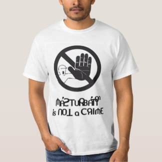 is not a crime T-Shirt