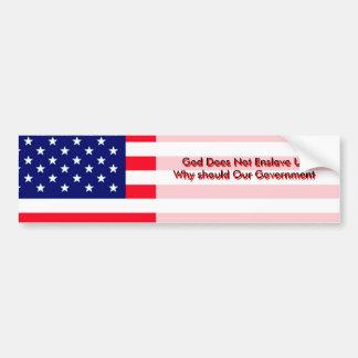 Is OBAMA KING yet Bumper Sticker