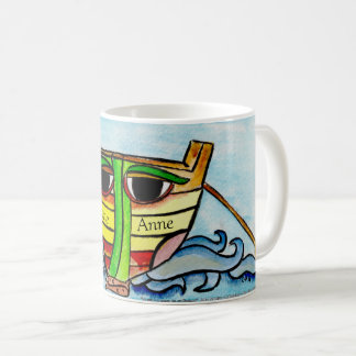 Is-Sur Luzzu is-Sulluzzu Coffee Mug