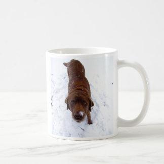 Is That Hot Chocolate? Basic White Mug
