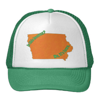 Is this heaven? trucker hats