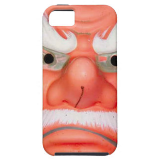 Is this the face of Santa? iPhone 5 Case