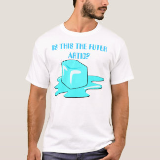 Is this the future Arctic and Antarctic? T-Shirt