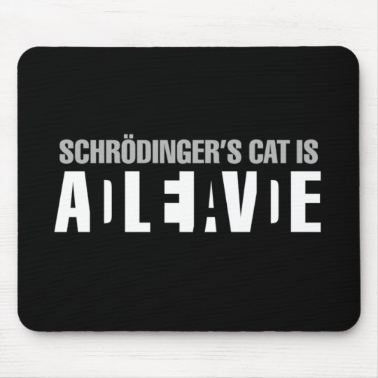 Is Your Mouse Dead Or Alive Mouse Mat Zazzle Co Uk