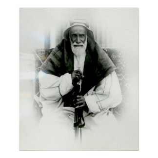 Isa Ibn Ali Al Khalifah Poster
