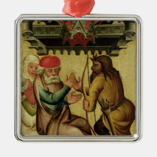 Isaac and Esau from the High Altar Christmas Ornament