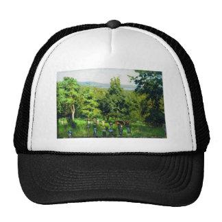 Isaac Levitan- Apiary Hats