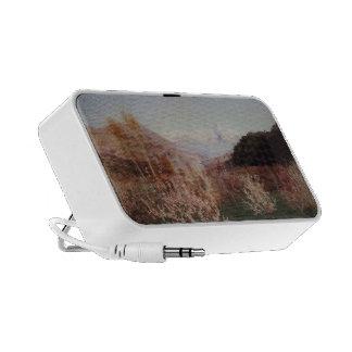 Isaac Levitan- Springtime in Italy Laptop Speakers