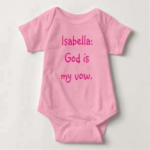 Name isabella baby gifts gift ideas zazzle uk isabella baby name meaning bodysuit negle Choice Image