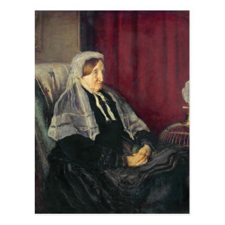 Isabella Heugh, 1872 Postcard
