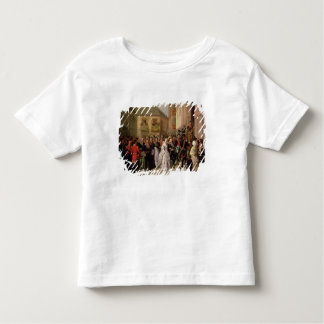 Isabella II of Spain  and her husband Toddler T-Shirt