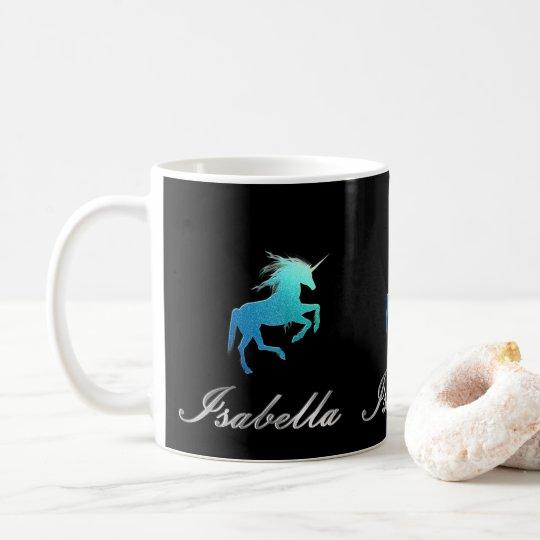 Isabella name - choose your colour coffee mug