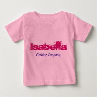 Isabella Name Clothing Company Baby Shirts