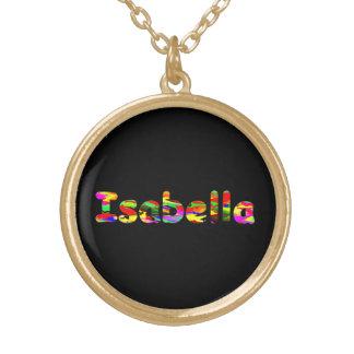 Isabella necklaces