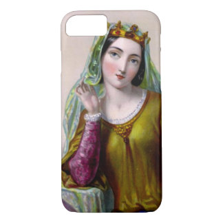 Isabella of Angoulême Phone Case