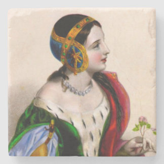 Isabella of France Coasters
