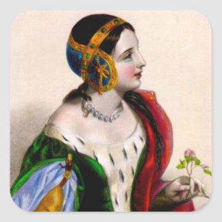 Isabella of France Stickers