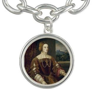 Isabella of Portugal Charm Bracelet