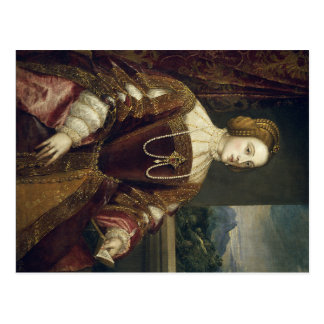 Isabella of Portugal Postcard
